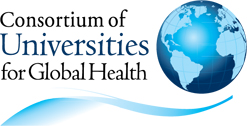 Consortium of Universities of Global Health logo