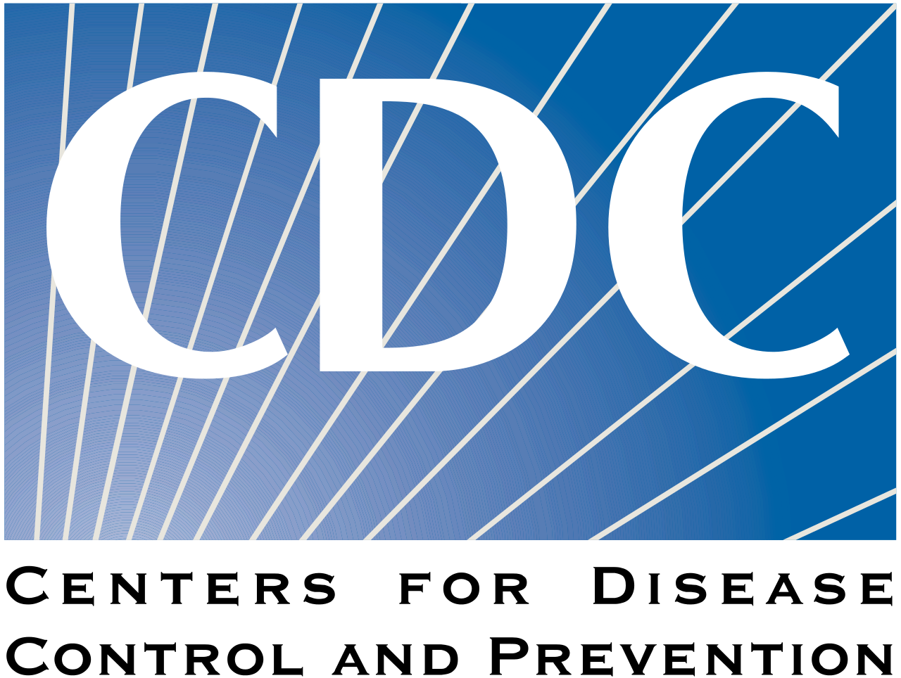 Logo for the Centers for Disease Control and Prevention.