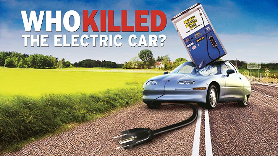 Postponed Public Health Popcorn Presents Who Killed The Electric Car