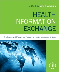 Health Information Exchange Book Cover