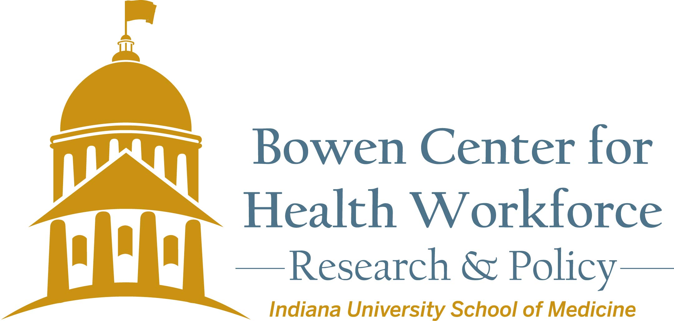 Bowen Center for Health Workforce Research and Policy logo