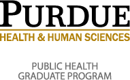 Purdue Health and Human Sciences logo